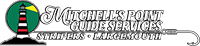 Mitchells Striper Guides Logo