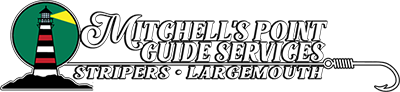 Mitchells Striper Guides Logo